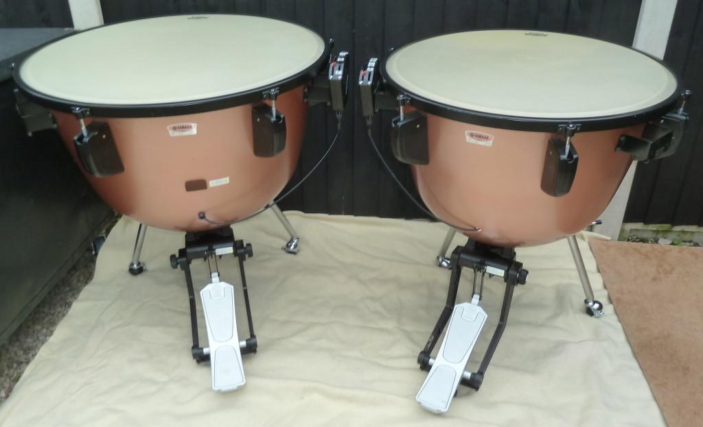 Yamaha 3100 Series Timpani (sold)